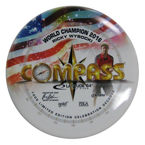 Compass - Gold Line 2016 World Champ