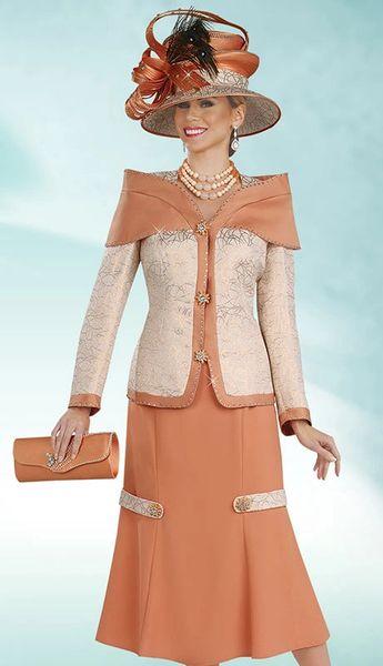 Women S Brown Designer Dress Skirt Suit Discount Ladies Suits