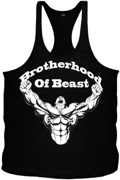 Brotherhood of Beast String Tank