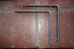 "1"" Wide Light Weight Shelf Bracket"