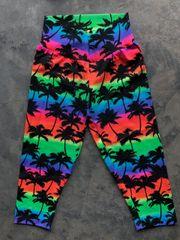 "Capri Style ""Palm Tree"" Leggings"