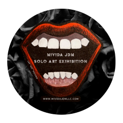 MIVIDA JDM ART SOLO EXHIBITION TICKET 4.27.2019. NYC