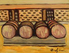 Trenton Barracks Barrel