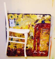 The White Chair Original SOLD