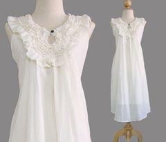 Z07 Autumn Leaves II Women Summer Ivory Mini Dress