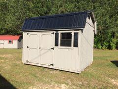 10x12 Amish Smoketree/Black