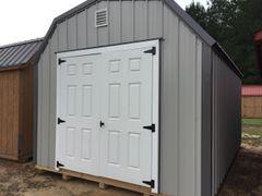 10x12 Amish Gray