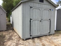 Used 10x16 Gray A-Frame