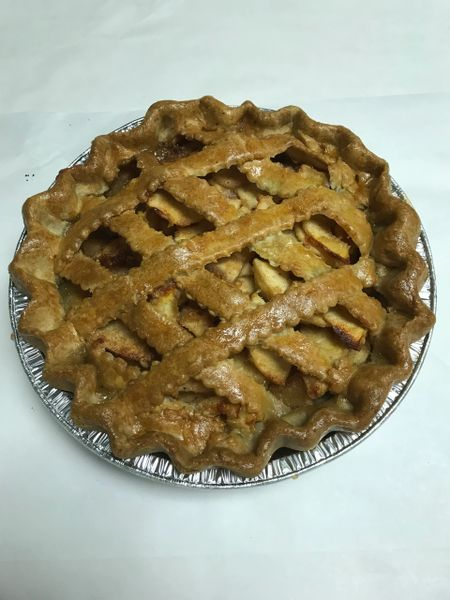 Apple Pie 9 inch