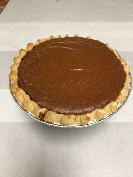 Pumpkin Pie 9 inch SOLD IN-STORE ONLY - SHIPPING NOT AVAILABLE FOR THIS ITEM