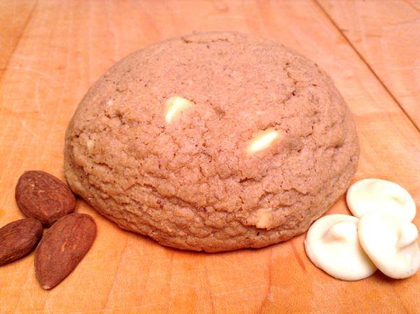 Almond White Chocolate Half-Dozen