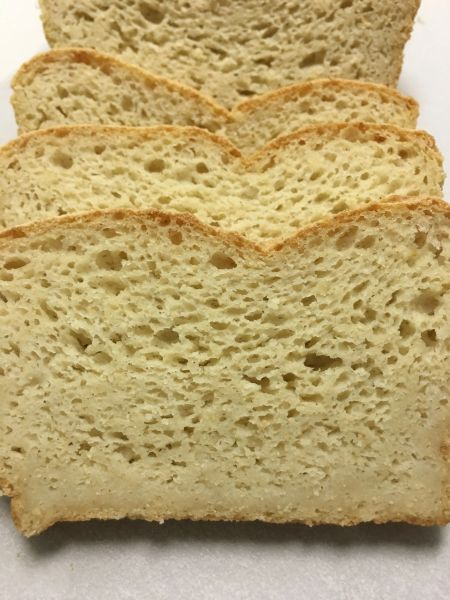 Whole Grain -Gluten Free Bread