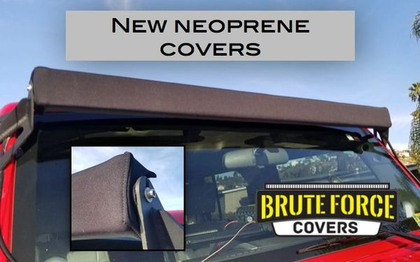 52 Inch Led Light Bar Cover Brute Force Covers