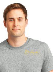 Burt Reynolds Institute Logo T-Shirt - Sport Grey