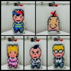Earthbound Lighter Cases - Mili