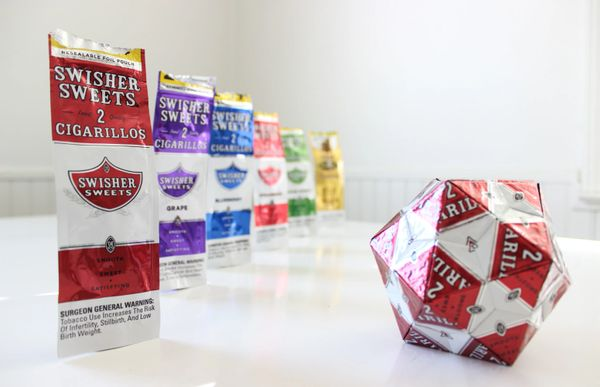 Swisher Sweets Origami