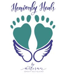 Heavenly Heals Callous and Rough Skin Cream. One 4 oz. jar.