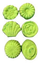 6 Pack of Rosemary Essential Oil Bath or Shower Fizzers