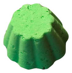 Cucumber and Melon Bath Bomb with Dead Sea Salt and Fragrance Oil