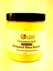 Cinnamon Roll Whipped Shea Butter (Limited Holiday Edition)