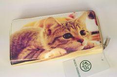 Wallet, Adorable Kitten