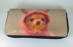 Wallet, Cute Puppy