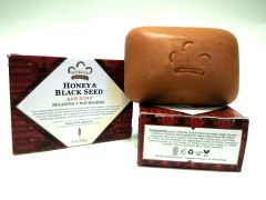Honey & Black Seed Soap 5 oz