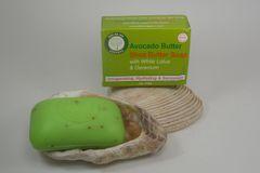 Avocado Butter Shea Butter Soap 5 oz