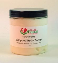 Strawberry Body Butter 8 oz