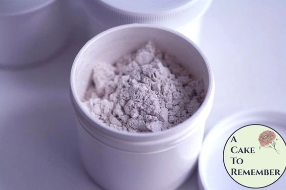 20 gram pearl luster dust for cake decorating, non-toxic pearl dust.