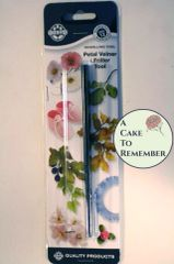 Jem veining tool for gumpaste flowers and cake decorating.