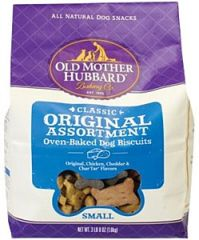 OMH Small Assorted Dog Biscuit 20 Oz.