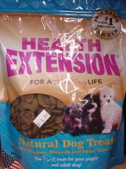 Health Ext. Dog Large Hearts 1#