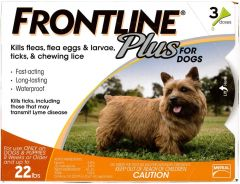 Frontline Plus Dog Small