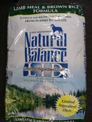 Natural Balance Adult LR 28#