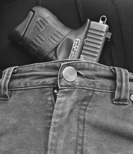 DEEP Cover: Inside the pants (cross draw, appendix carry)