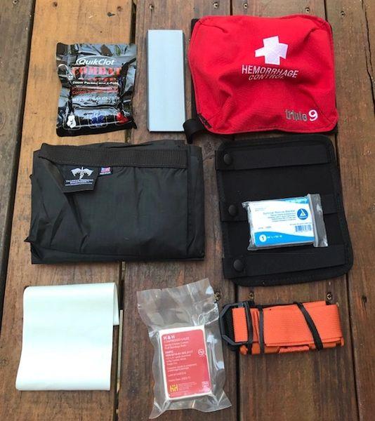 Outdoor Trauma Kit System UL SAR v2 Loadout