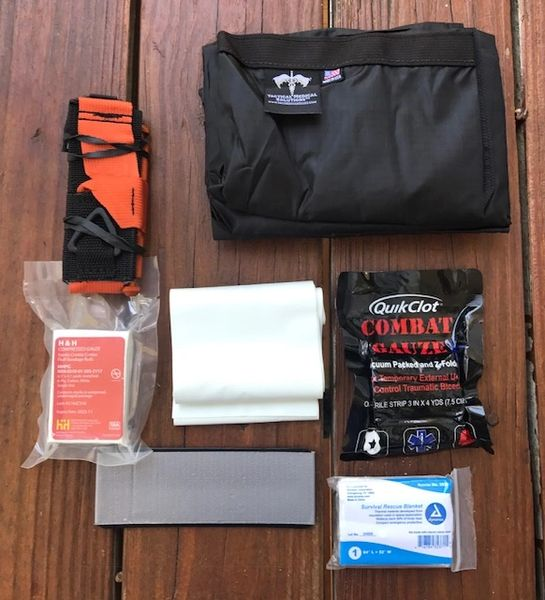 Outdoor Trauma Kit SAR UL Loadout