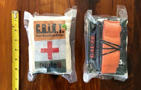 C.R.i.K.T. Compact Rescue individual Kit Trauma