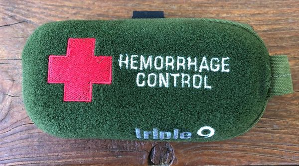 Micro Outdoor Trauma Kit (MOTK) Empty (CURRENTLY BACK ORDERED)