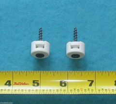 1 Pair (2 ea.) RV MOTORHOME Day/Night Pleated Shade LOCKING CORD TENSION BUTTONS