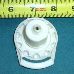 """Rollease R8 CHAIN CLUTCH for 1"""" Outside Diameter Metal Shade Roller - Lifts 8lbs"""