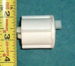 "New ROLLEASE #REP53 ~ END PLUG for 1 3/8"" - 1 1/2"" R16 CLUTCH Metal ROLLER SHADE"