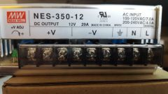 Mean Well 350W 12v Power Supply