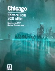 New Chicago Electrical Code Amendments - 3 Week Course