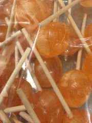 Peaches and Cream Jumbo Pops