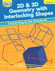#10947 2D and 3D Geometry with Interlocking Shapes