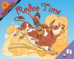 #114363 Math Start Level 3-Rodeo Time