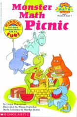 #114224 Monster Math Picnic