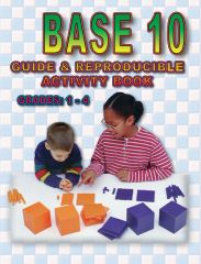 #10656 Base 10 Guide & Reproducible Activity Book